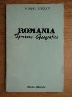 Anticariat: Pompei Cocean - Romania, ipostaza geografice