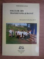 Pompei Hossu Longin - Folclor din Transilvania si Banat