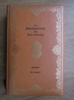 Ponson du Terrail - La Ressurection de Rocambole