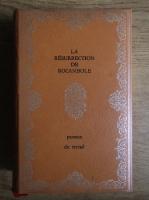 Ponson du Terrail - La resurrection de Rocambole
