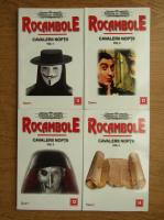 Ponson du Terrail - Rocambole. Cavalerii noptii (4 volume)