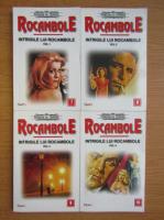 Ponson du Terrail - Rocambole. Intrigile lui Rocambole (4 volume)
