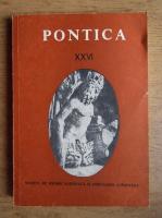 Anticariat: Pontica (volumul 26, 1993)