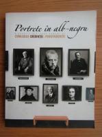 Anticariat: Portrete in alb-negru
