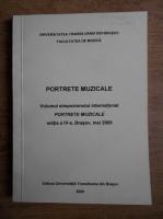 Anticariat: Portrete muzicale. Volumul simpozionului international, mai 2009