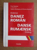 Poul Hoybye - Dictionar danez-roman