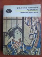 Anticariat: Povestea frumoasei Hacikazuki. Basme japoneze