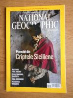 Anticariat: Povestiri din Criptele Siciliene (revista National Geographic, februarie 2009)