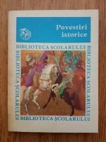 Anticariat: Povestiri istorice