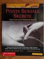 Pozitii sexuale secrete. Tehnici antice pentru indragostitii moderni