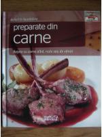 Anticariat: Preparate din carne (Delicii in bucatarie)