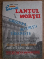 Anticariat: Presa Panoramic. Lantul mortii
