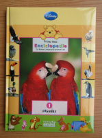 Anticariat: Prima mea enciclopedie. volumul 1, Pasarile