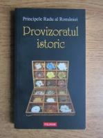 Anticariat: Principele Radu al Romaniei - Provizoratul istoric. Regalitate si institutionalism