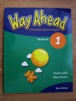 Printha Ellis, Mary Bowen - Way ahead, a foundation course in English (Workbook)