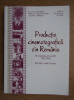 Productia cinematografica din Romania 1930-1948