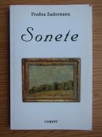 Profira Sadoveanu - Sonete