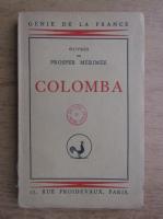 Anticariat: Prosper Merimee - Colomba (1932)