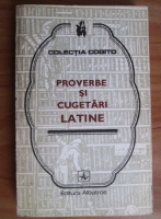 Proverbe si cugetari latine