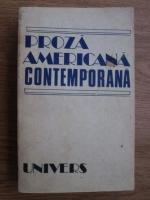 comperta: Proza americana contemporana 1975-1985