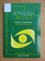 Psihologia sociala, nr. 21, 2008