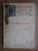 Purgatoriul. Dante divina comedie (1927)