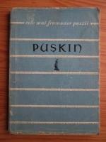 Anticariat: Puskin - Versuri (Colectia Cele mai frumoase poezii)