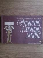 R. Carmaciu, C. Th. Niculescu, Leila Torsan - Anatomia si fiziologia omului. Indrumator pentru elevi