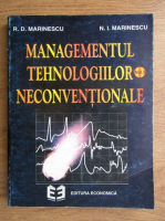 R. D. Marinescu - Managementul tehnologiilor neconventionale