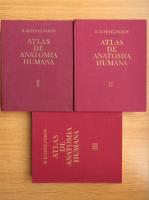 R. D. Sinelnikov - Atlas de anatomia humana (3 volume)