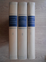 R. D. Sinelnikov - Atlas de Anatomie Umana, in limba rusa (3 volume)