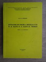 R. Kereaski - Antologie de poezie a secolului XX