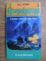 R. L. Stine - Goosebumps. Cartile care iti dau fiori. Plaja bantuita