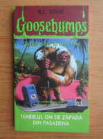 Anticariat: R. L. Stine - Goosebumps. Teribilul om de zapada din Pasadena