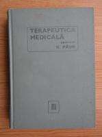 Anticariat: R. Paun - Terapeutica medicala