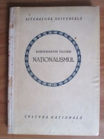Anticariat: Rabindranath Tagore - Nationalismul (1922)