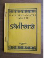 Rabindranath Tagore - Sadhana