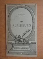 Racine - Les plaideurs (1924)