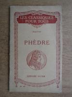 Racine - Phedre (1932)