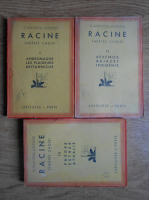 Anticariat: Racine - Theatre choisi (3 volume, 1935)