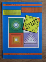 Rada Balan - English my love. Activity book. 9 th grade
