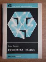 Radu Bagdasar - Informatica Mirabilis