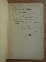 Radu Boureanu - Fata din umbra (cu autograful autorului, 1936)