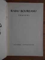 Anticariat: Radu Boureanu - Versuri