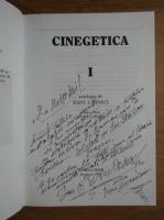 Anticariat: Radu Carneci - Cinegetica (3 volume, cu autograful autorului)