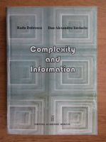 Anticariat: Radu Dobrescu - Complexity and information