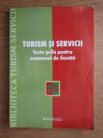 Anticariat: Radu Emilian - Turism si servicii. Teste grila pentru examenul de licenta