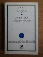 Anticariat: Radu Lupan - Viziuni americane. Romanul american contemporan