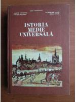 Radu Manolescu - Istoria medie universala