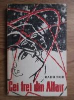 Anticariat: Radu Nor - Cei trei din Altair
